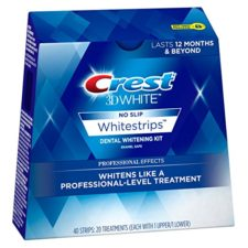 Crest 3D White Luxe Whitestrips Professional Effects_5