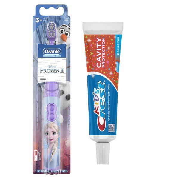 Oral-B + паста