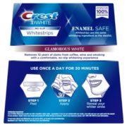Crest 3D White Luxe Whitestrips Glamorous White_8
