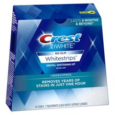 Crest 3D White Whitestrips 1hr EXPRESS_4