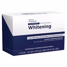 Отбеливающие полоски для зубов Crest Whitestrips Supreme Professional Whitening