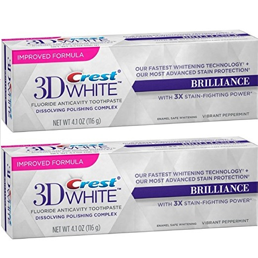 Brilliance Mint 2 pack